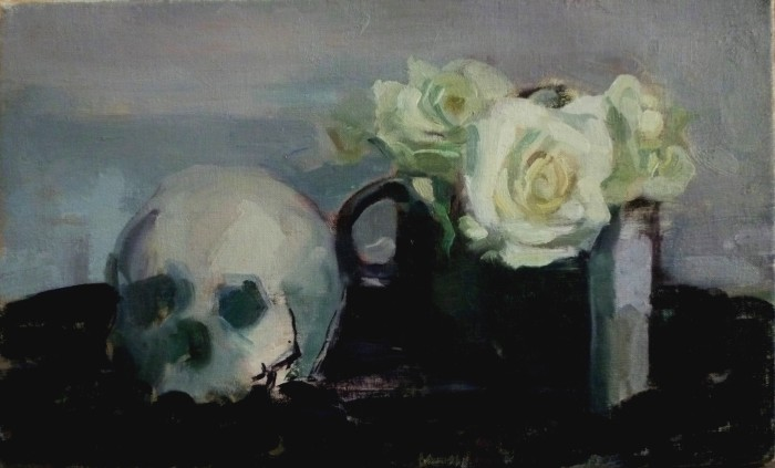 2 Skull and Roses