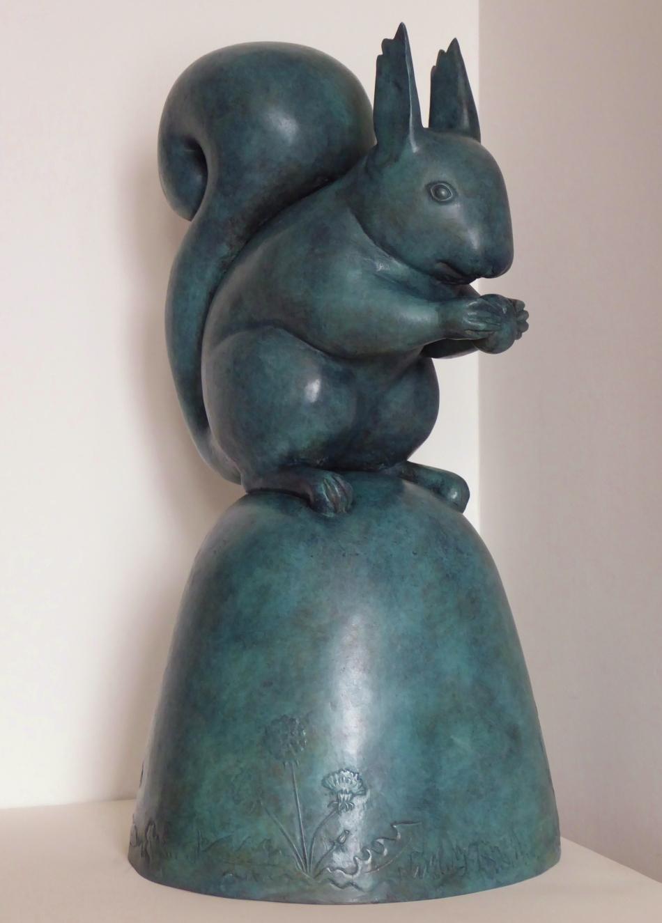 Shona Kinloch - Dandelion Squirrel