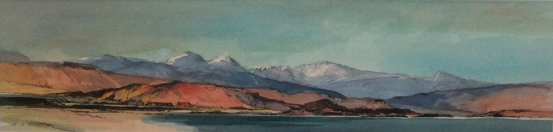 tom-shanks-arran-from-near-portvadie-loch-fyne-wc-18-x-39-ins1