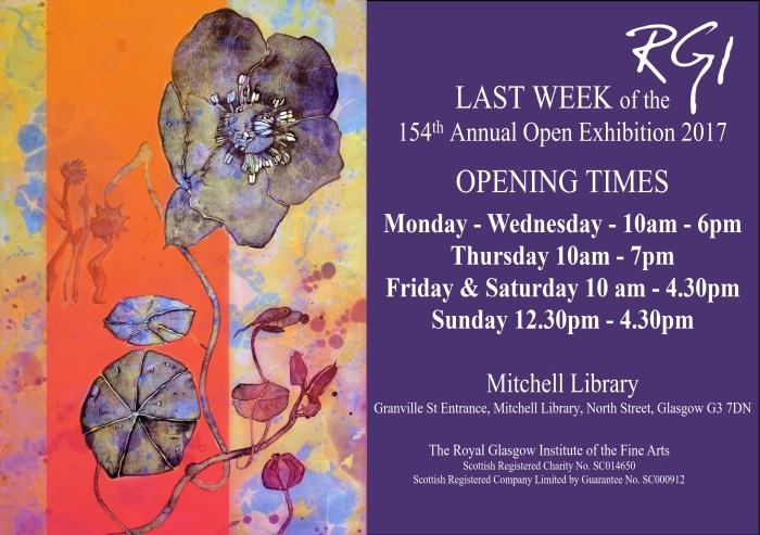 Last Week Opening Times