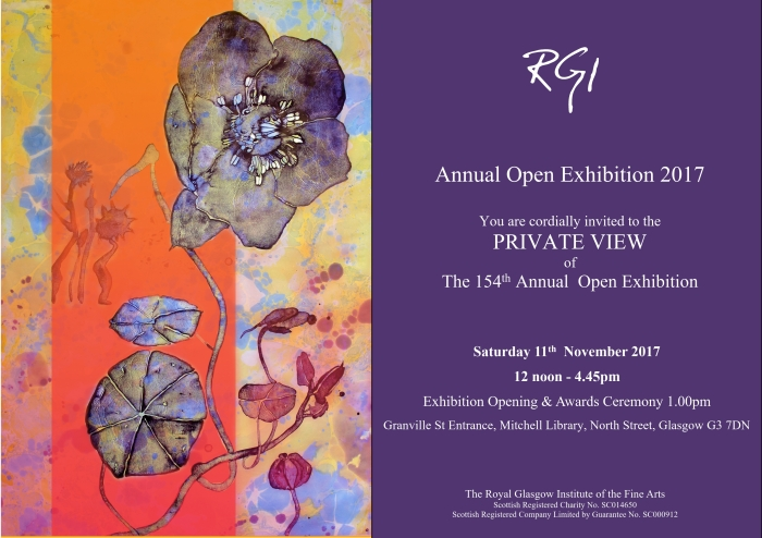 Private View Invite