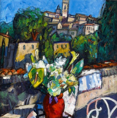 birthday-flowers-la-colombe-oil-on-linen