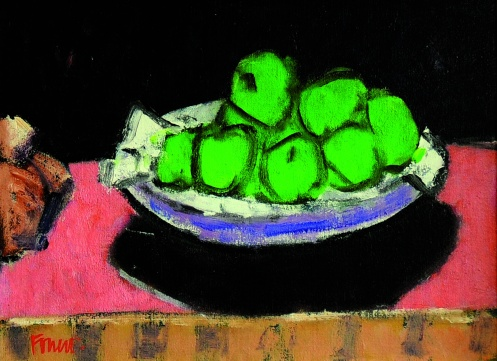 granny-smiths-oil-on-linen