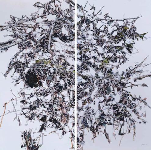 thicket-ii-170-x-170cm-pastel-2015